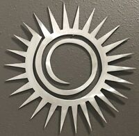 Sun Metal Wall Art 3 Skilwerx 9 X 9 Southwest