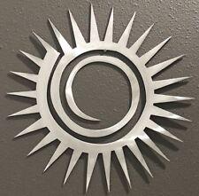 Sun Metal Wall Art 3 Skilwerx 9 X 9 Southwest