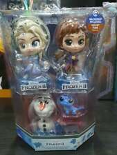 Hot Toys - COSB692 - Frozen 2 : Elsa, Anna, Olaf, and Salamander Cosbaby