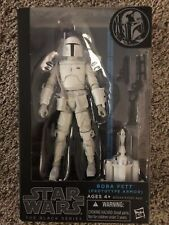 Hasbro Star Wars Black Series 6 inch Boba Fett Prototype Armor Action Figure