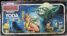 Star Wars The Empire Strikes Back Yoda the Jedi Master Board Game 1981