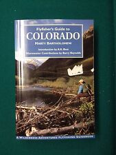 Flyfisher's Guide to Colorado by Marty Bartholomew (1998, Paperback)