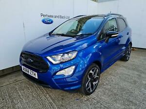 Ford EcoSport 1.0T ( 140ps ) EcoBoost ( s/s ) 2018.25MY ST-Line