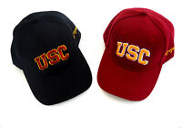 USC Trojans Baseball Hat Cap One Size. Great Look!! New!! Pick Your Style.