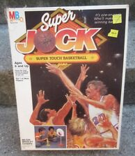 SUPER JOCK figures Soccer accessories Football loose pieces box 1986 incomplete