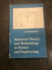 Statistical Theory and Methodology In Science and Engineering (Hardback)