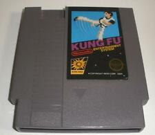 Nes Kung Fu Video game Cartridge only nice condition