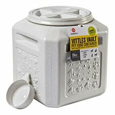 New listing Vittles Vault Outback 25 lb Airtight Pet Food Storage Container
