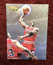 MICHAEL JORDAN 1996-97 Skybox Premium #16 Chicago Bulls 🐐🏀💥