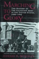 HISTORY OF SALVATION ARMY IN THE UNITED STATES - 1880-1992, 1995 BOOK