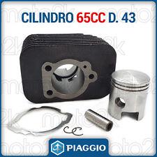 CILINDRO GRUPPO TERMICO OLYMPIA 65 CC D. 43 PIAGGIO SI BRAVO CIAO BOXER
