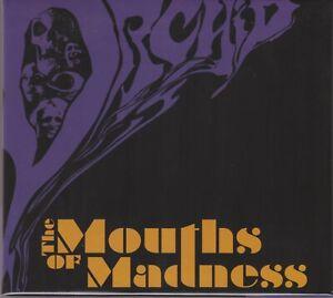 ORCHID - THE MOUTHS OF MADNESS LTD EDITION DIGISLEEVE CD (BLACK SABBATH KADAVAR)
