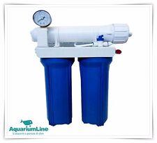 Aquili impianto ad osmosi a bicchiere 3 stadi 380 litri al giorno OSMO100