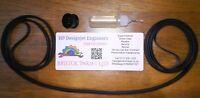 "HP DESIGNJET 500 800 42""  (A0) BELT C7770-60014 AND LUBRICATION"