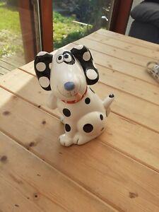 Cute  Dalmatian Dog Money Box