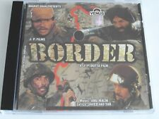 Border - Bollywood Interest (CD Album) Used Very Good