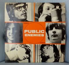 RARO - PUBLIC ENEMIES DISCO LP 33 GIRI THUNDER - NORWEGIAN R&B GARAGE BAND