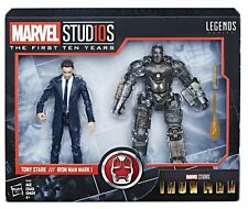 Hasbro Marvel Studios Legends 10 Years Captain America & Crossbones E2447
