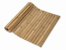 Artículos de baño color principal beige de bambú