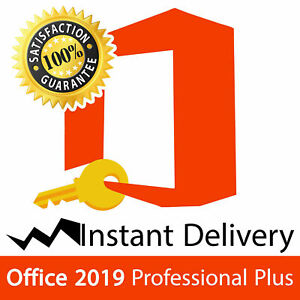 M.i.c.r.o.soft  O.f.f.i.c.e 2019 Professional Plus ✔ LifeTime ✔ 1 PC ✔ EMAIL ✔