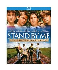 STAND BY ME NEW BLU RAY DISC FILM MOVIE 25th ANNIVERSARY EDITION RIVER PHOENIX