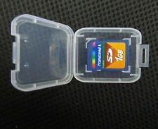 20 pcs SDXC/SD / SDHC / MMC Memory Card Plastic Storage Case