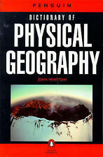 The Penguin Dictionary of Physical Geography (Penguin reference books), , Good B