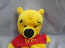 The Walt Disney Company Winnie The Pooh Hand Puppet Mattel Plush Stuffed Animal