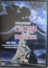 DVD *** L'inconnu du Nord-Express *** Alfred Hitchcock