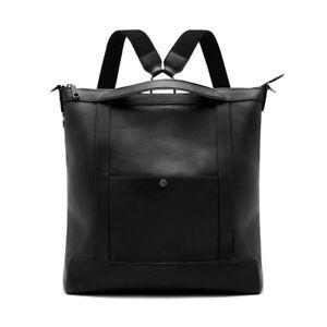 Genuine Mulberry Multitasker Designer Leather Bag Rucksack RRP $1495+