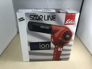 Solis Professional Specially Dryer, Ion Technology, Ideal for Hair Blow, Solis 3