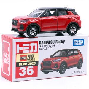 Takara Tomy Tomica No.36 Daihatsu Rocky Mini Diecast Car Toy for Scale 1/61