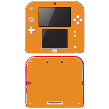 Vinyl Skin Decal Cover for Nintendo 2DS - Simply Orange