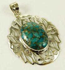 Unbranded Turquoise Fine Necklaces & Pendants