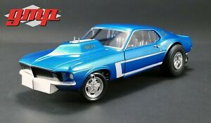 1969 Mustang Gasser - The BOSS 1:18 Scale by GMP 18913
