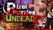 Pixel puzzles: undeadz Steam Digital Download Key envoyé dans les 12 H