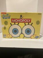 Hasbro Spongebob Squarepants Monopoly Nickelodeon Missing 1 Piece Spongebob