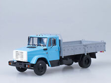 ZIL-4331 Soviet Retro Cargo truck 1:43 scale. AutoHistory
