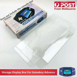Storage Display Cartridge Box Protector Nintendo Game Boy Advance & Color & SP