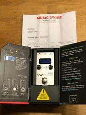 Singular Sound BeatBuddy Mini 2 in Original-Verpackung, Rechnung, Garantie