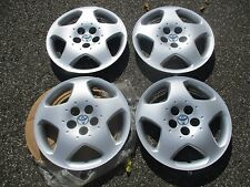 Genuine 2003 2004 Toyota Corolla 15 inch hubcaps wheel covers set