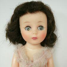 "Vintage Dark Brunette American Character Toni 10"""