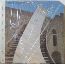 GLENN PHILLIPS BAND Elevator LP Guitar-Based Instrumental Rock/Prog, SST Records