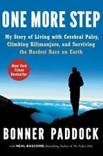 One More Step: My Story of Living with Cerebral Palsy, Climbing-ExLibrary