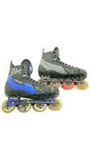 Reebok 3K Inline Hockey Roller Skates Size 9 Shoe Size 10.5 Need Wheels