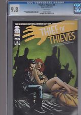 Thief of Thieves 8 first print CGC 9.8 Kirkman