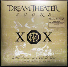 Dream Theater Score - 4LP Mint (Sealed) / Mint