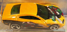 Hot Wheels Mattel Diecast Car 2001 063 DODGE CHARGER R/T Anime Series # 3 MOC
