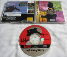 Sega Saturn Game: Side Pocket 2 [Japanese Import] [Boxed]