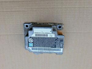 60656767 04-305536-2 Alfa Romeo 156 Original Airbag Crash Sensors Module